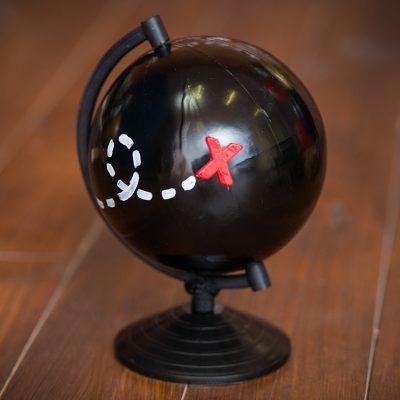 Пиратский глобус