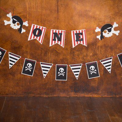 Пиратские гирлянды