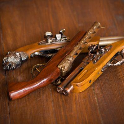 Пиратское оружие