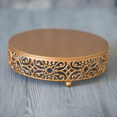 Золотая тортовница