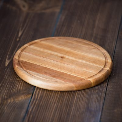 Деревянная подставка для торта