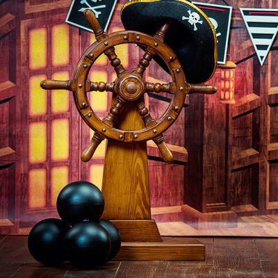 Штурвал пиратский