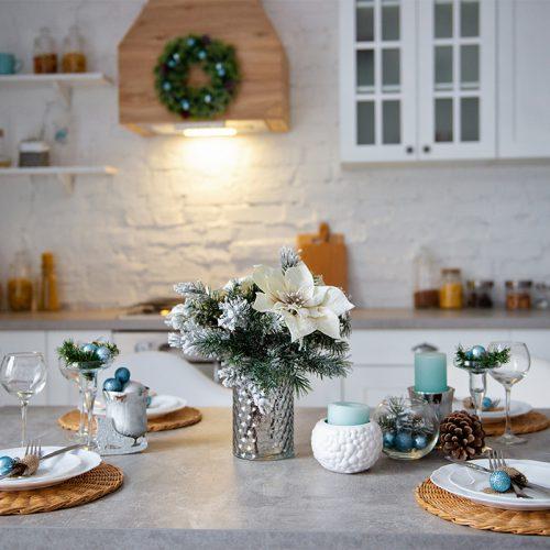 Новогодняя кухня, Светлый зал